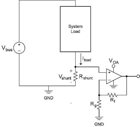 low side current sense resistor planet analog signal chain basics what is low side current sensing