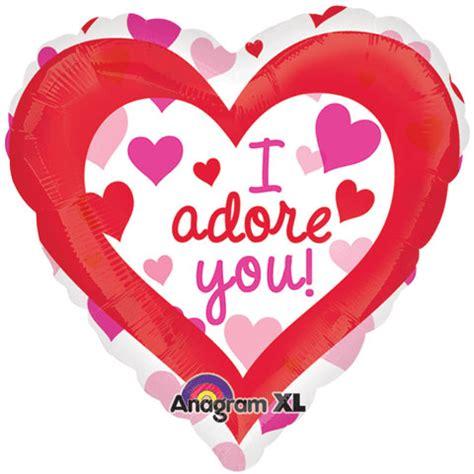 i you i adore you uninflated