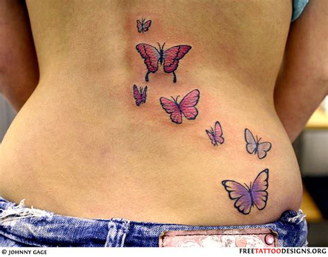 tattoo back butterfly butterfly tattoos and designs page 547