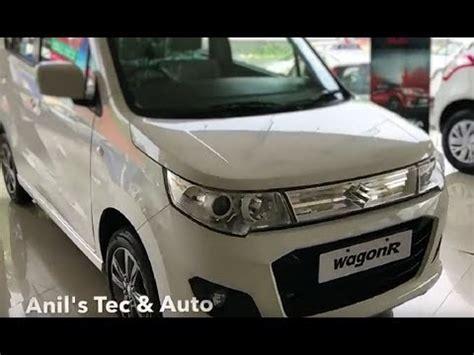 wagon r vxi plus new model youtube