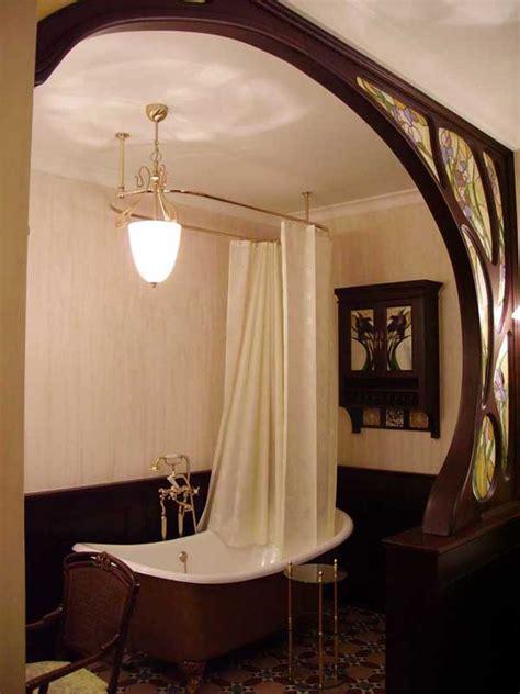 art nouveau bathroom catalog