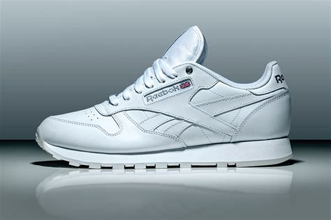 Reebok Classic White by Reebok Classics White Collection Sneakernews