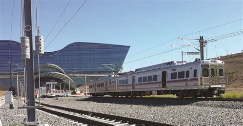light rail to dia cowcatcher magazine all about the community of model
