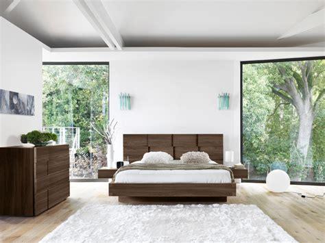 informa bedroom set mervent noyer fume modern beds toronto by gautier