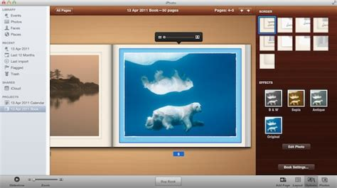 iphoto book layout options how to create a custom photo book using iphoto