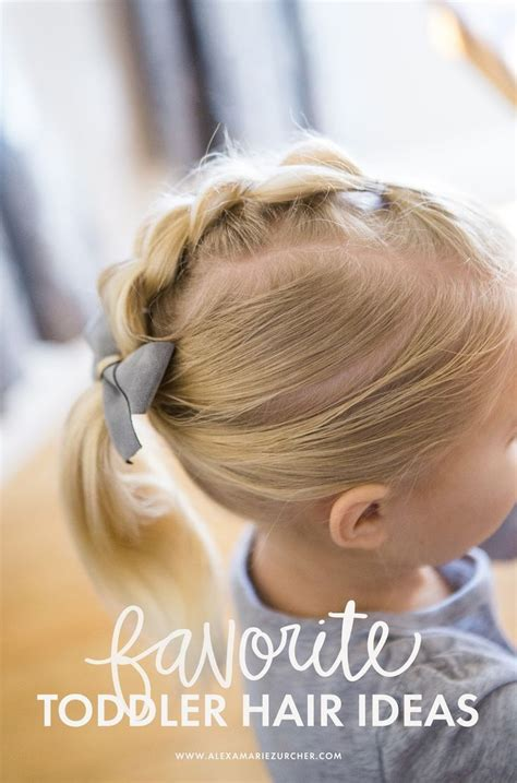 Toddler Hairstyles by Best 25 Toddler Hairstyles Ideas On