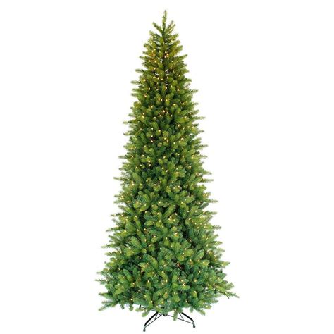 bradford pine miracle christmas tree by puleo puleo international 9 ft pre lit artificial tree with 900 constant warm white led