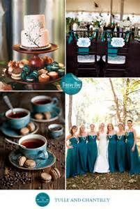 wedding color schemes for fall fall wedding color trends 2015