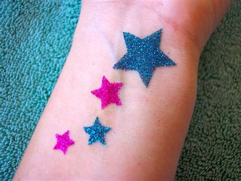 henna glitter tattoo temporary temporary tattoos for