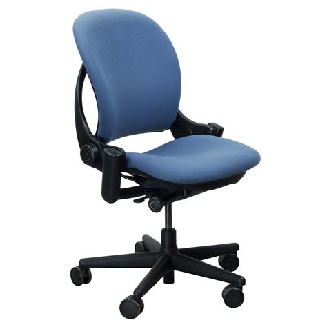 Leap Chair By Steelcase by Steelcase Leap Used Task Chair Light Blue National