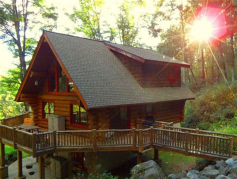 Cabins For Rent In Nc Mountains by Blue Ridge Parkway Cabin Rentals