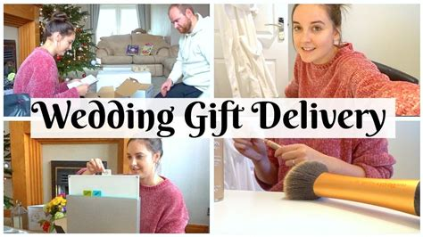 Wedding Gift Lewis by Lewis Wedding Gift List Delivery Vlogmas 4