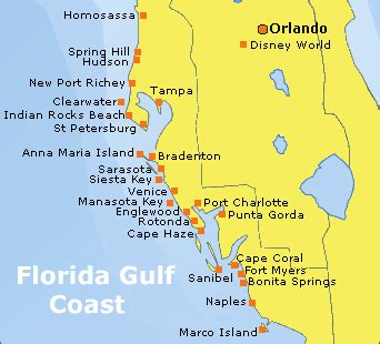 map of florida west coast hurricane harbor where will hurricane s 4th landfall be it s all a matter of degrees