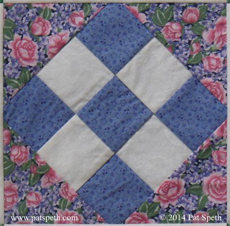 9 Patch Quilt Block Pattern by Nine Patch Blocks Nickelquilts