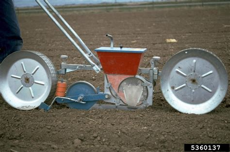 Precision Seed Planter by Nibex Precision Drill Parts Nibex Precision Seeder Parts
