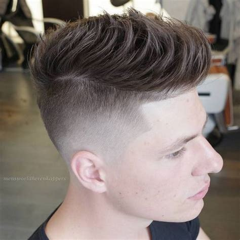 faux hawk over 40 the 40 hottest faux hawk haircuts for men