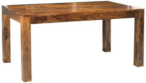 cuba sheesham dining table oak furniture solutions