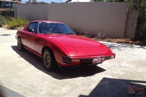 rx7 rotary 1980 mazda rx7 13b sa22c series 1 rwc included non turbo