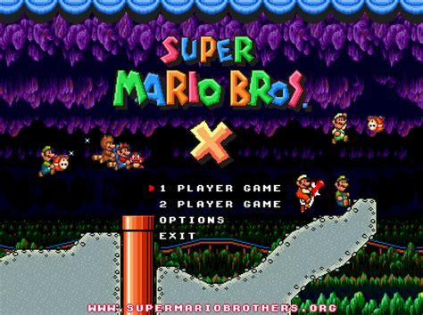 full version mario games free download super mario bros x full version pc game free download