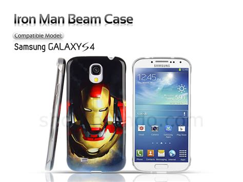 Casing Samsung C7 Marvelcomics Custom Hardcase samsung galaxy s4 marvel iron beam