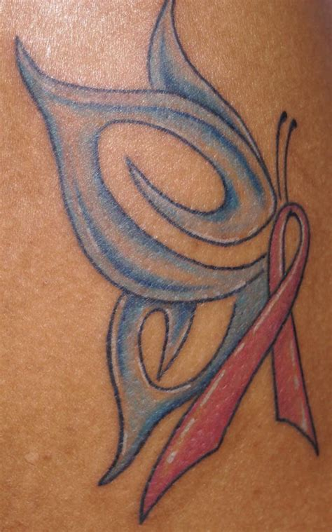 breast cancer awareness tattoo breast cancer ribbons tattoos styles for and