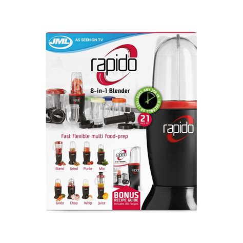 Blender Rapido shop now for food processors mixers blenders juicers