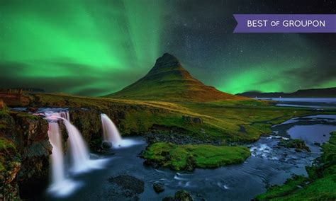 travel deals iceland northern lights iceland vacation with airfare accommodations and
