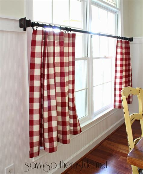 best 25 cafe curtains kitchen ideas on cafe