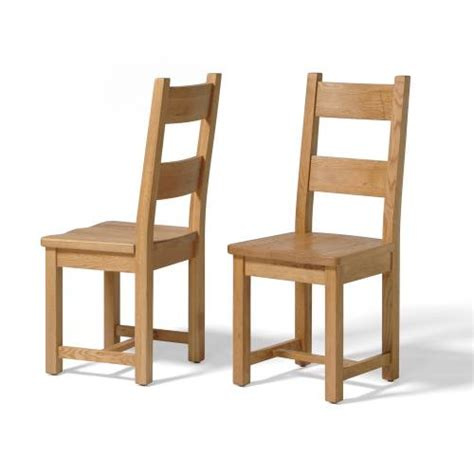 Vancouver Oak Ladderback Dining Chair Including Free Dining Room Chairs Wooden