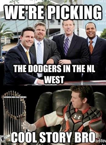 Dodgers Suck Meme - 33 best images about buster posey on pinterest the