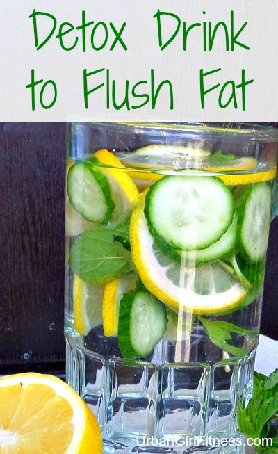 How Does It Take To Detox From Soda by Flush By This Amazing Detox Water