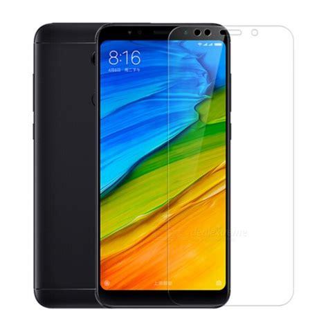 Xiaomi Redmi 5 Plus Ume Tempered Glass Anti Gores Kaca naxtop tempered glass screen protector for xiaomi redmi 5