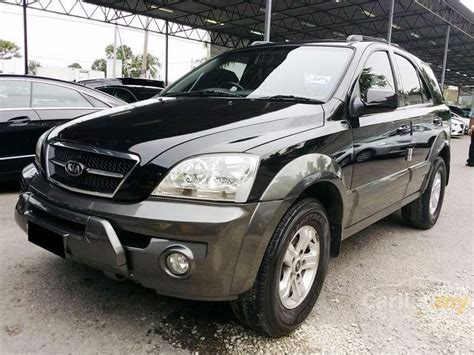 kia sorento 2004 engine kia sorento 2004 2 5 in selangor automatic suv black for