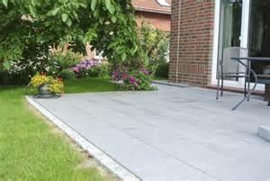 terrasse granit pflasterarbeiten granitstufen und terrasse bollmeyer bau