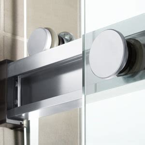 kohler levity shower door installation kohler k 706009 l sh levity bypass shower door with handle