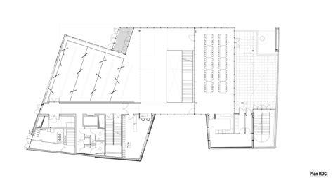 floor plans architecture gallery of strasbourg school of architecture marc mimram 9
