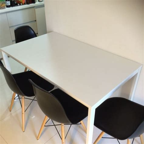 Dining Table   IKEA Melltorp   4 6 Places, Home