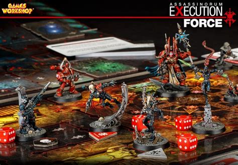 Promo Assassinorum Execution Board assassinorum execution forces board up for pre order from workshop tabletop gaming