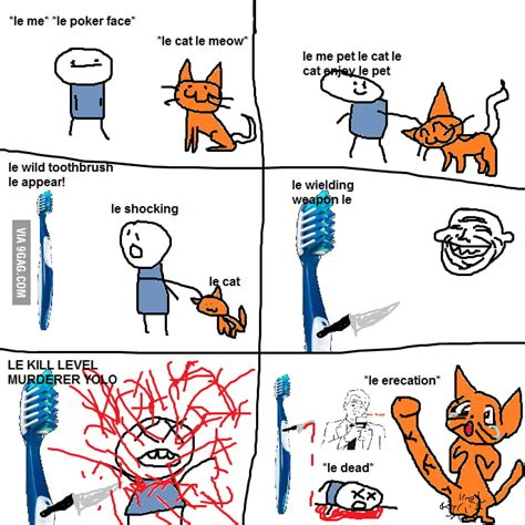 Meme 9gag - le funny meme comics 9gag