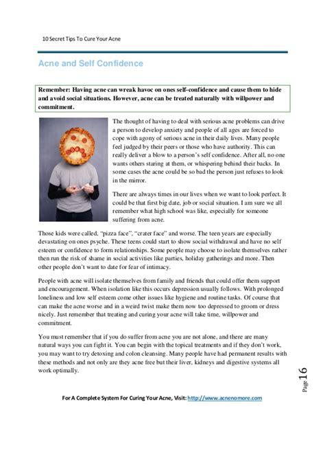 Colon Detox And Acne by Colon Cleanse Acne Treatment Dlgala