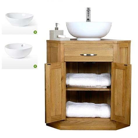 Small Corner Vanity Unit With Basin by 50 Oak Corner Vanity Unit With Basin Bathroom