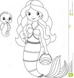mermaids are salty b ches a coloring book for juvenile adults books mermaid clip black and white search