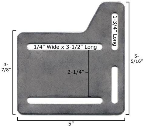 Headboard Attachment Bracket by Bed Claw Bed Modification Plate Headboard