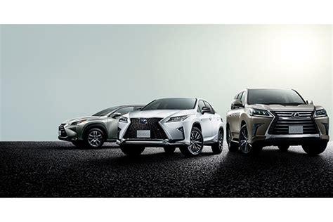 Lexus Suv Lineup by Lexus Suv Lineup 01 Digic