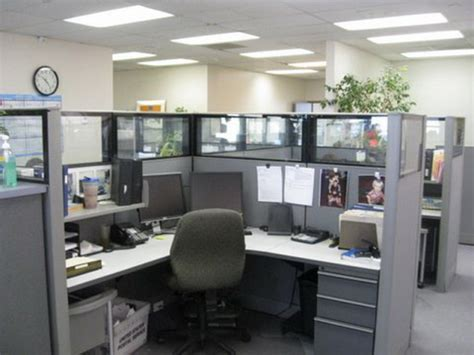 used office cubicles knoll dividends with glass great