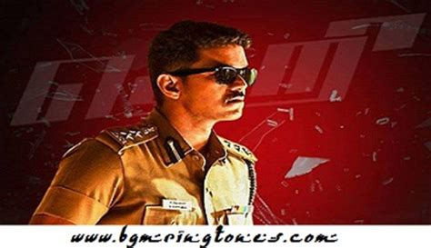 themes vijay theri bgm theme music ringtones
