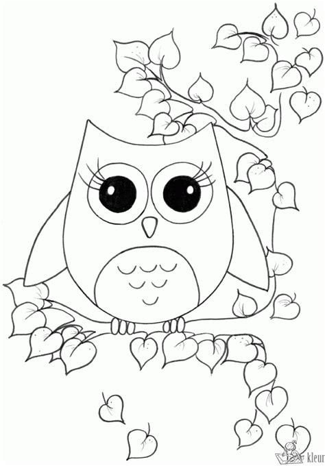 Origami Owl Pattern - http www kleurplaten kleurplaat nl kleurplaten uil