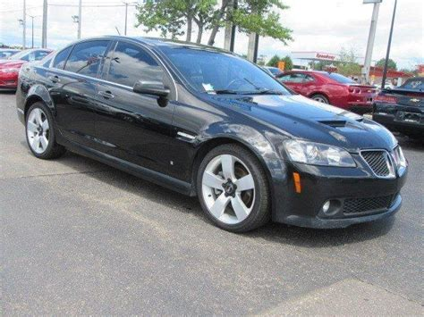 pontiac g8 for sale by owner 2009 pontiac g8 gt hp for sale