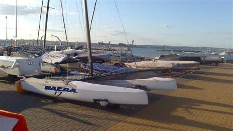 nacra catamaran for sale uk 2013 nacra 17 olympic used boat for sale