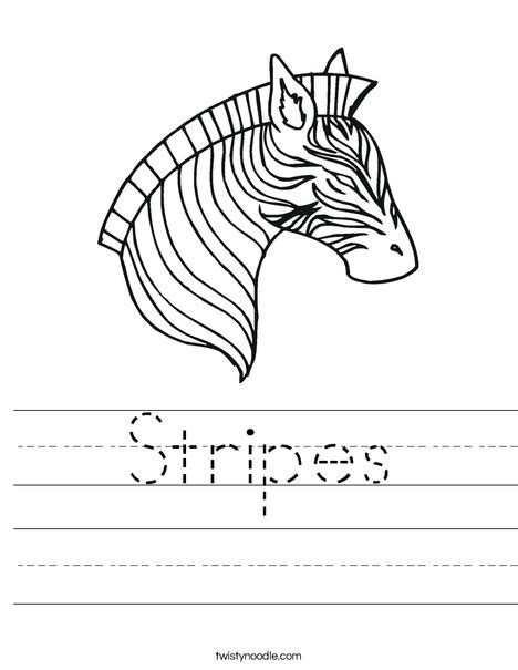hopping pattern worksheet stripes worksheet twisty noodle